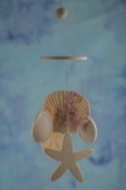 Seashell Wind Chime Favors